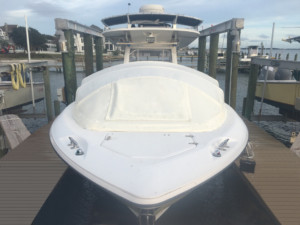 Boston Whaler 320 Outrage & Photo Gallery | Product Images | Marine Canopy - The Element®