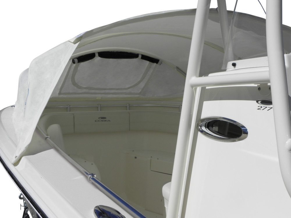 Bow Of A Boat >> Medium Bow Dodger 23ft 29ft