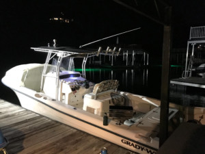 Grady White 28ft CC , Marine Canopy, Bow Dodger , Spray Hood