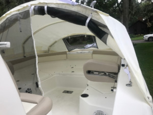 NauticStar 231 Angler center console boat