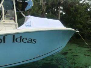 Sea Chaser 24 HFC center console boat Carolina Skiff