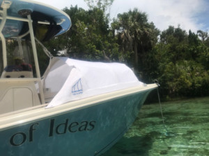 Sea Chaser 24 HFC by carolina Skiff center console boat