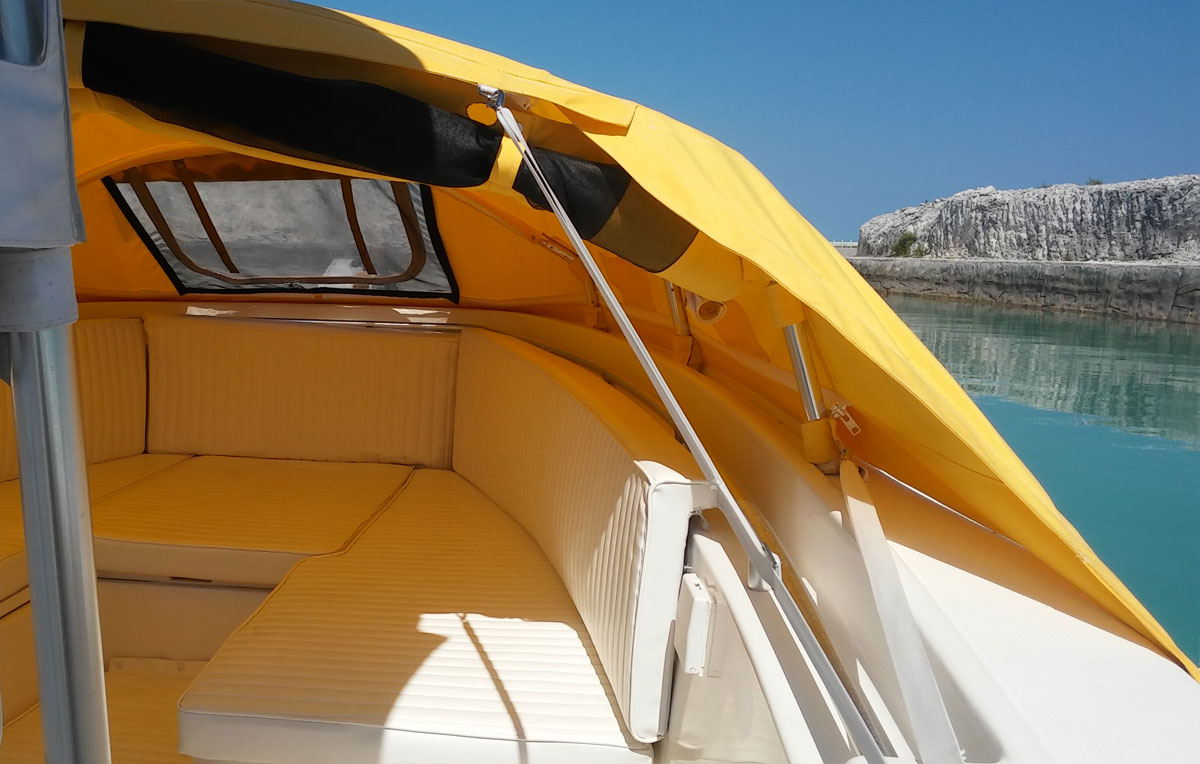 Element Instant Canopy : Bow dodger i boat shade marine canopy the element