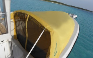 The Element® - PREFAB Instant cabin (marine canopy)