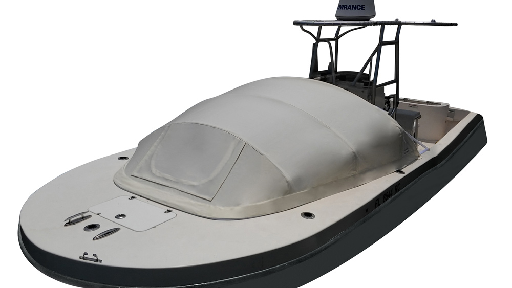 ... boat covers boat canopy bow dodger boat bimini bimini top boat ...  sc 1 st  Marine Canopy & Small Bow Canopy | Prefab Instant Cabin | Bow Dodger | The Element®