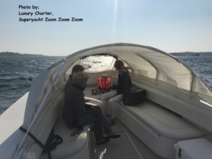 Sea Hunter 40u2032 CC & Photo Gallery | Product Images | Marine Canopy - The Element®