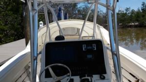 Jupiter 29 FS center console boat