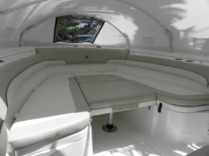 NauticStar 28 XS Offshore center console boat