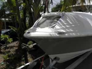 NauticStar 28 XS Offshore center console boat