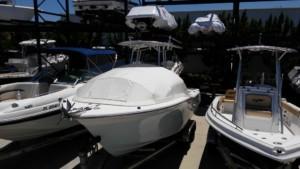 Sea Fox 246 Commander center console fishing boat