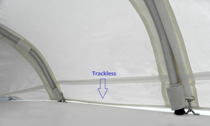 center console bow shade
